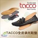 德國tacco足弓鞋墊頂級羊皮鞋墊三點支撐平衡受力╭*鞋博士嚴選鞋材