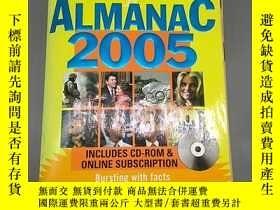 二手書博民逛書店Encyclopaedia罕見Britannica Almanac 2005Y396538 Jacob E.S