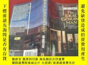 二手書博民逛書店THE罕見IDEAL,GENUINE MAN 理想的,真誠的男人