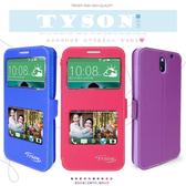 ◆【福利品】HTC Desire 610 尊系列 雙視窗皮套/保護套/手機套/保護手機/免掀蓋接聽/軟殼