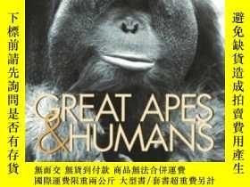 二手書博民逛書店Great罕見Apes And HumansY255174 Be