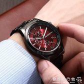 男士手錶  男士防水鋼帶手錶 時尚休閒石英錶 學生韓版時裝皮帶腕錶  歐韓流行館