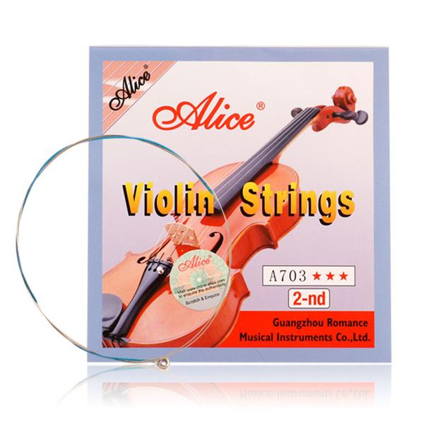 小叮噹的店-Alice A703-2 小提琴弦 第二弦/A弦