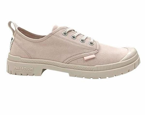 C130982 Palladium 女帆布鞋