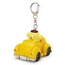 【震撼精品百貨】Pom Pom Purin 布丁狗~三麗鷗布丁狗造型鑰匙圈/吊飾-車*38449