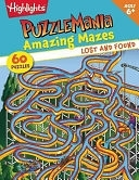 二手書博民逛書店《Lost and Found: Amazing Mazes for Experts》 R2Y ISBN:9781590789032
