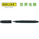 德國原裝進口 Online 時空專家級觸控鋼筆 25048 - 黑蓋 F /支