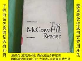 二手書博民逛書店The罕見-Hill Reader 麥克勞 希爾精選文萃【英文】16開Y9636 Gilbert H.Mull