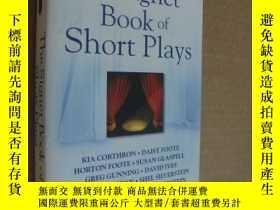 二手書博民逛書店The罕見Signet Book of short playss