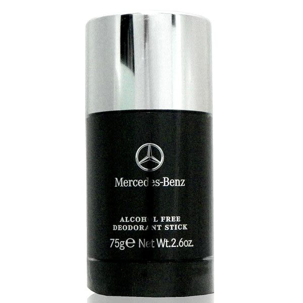 Mercedes Benz Deodorant Stick 賓士淡香水體香膏 75g