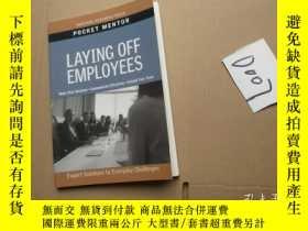 二手書博民逛書店Pocket罕見Mentor:Laying Off Employ