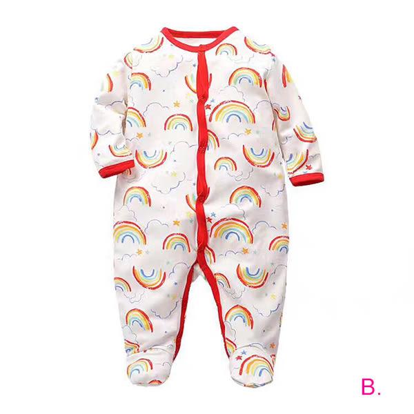 長袖包腳兔裝 寶寶連身衣/包腳兔裝/童裝 LZ4568 好娃娃