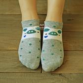 新品女襪 小豬船襪 顏色隨機【AF02130】99愛買生活百貨