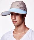 SUNSOUL/HOII/后益---新光感(防曬光能布)---棒球帽【寬板】 UPF50+ 藍光【有機樂活購】