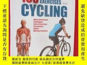 二手書博民逛書店Anatomy罕見& 100 Stretching Exerci
