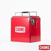 CHUMS 日本 大LOGO復古造型冰桶 CH6211280000