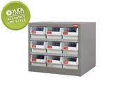 樹德櫃【YUDA 】HD309 9 小抽零件櫃分類櫃耐重櫃新竹以北免
