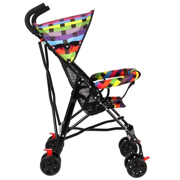 嬰兒推車可坐可躺超輕