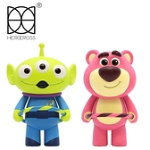 【正版授權】HEROCROSS CFS系列 玩具總動員 公仔 模型 HOOPY 伴伴系列 三眼怪 熊抱哥 140854 140885