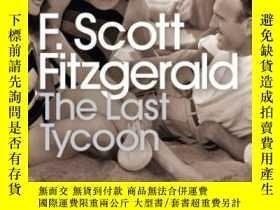 二手書博民逛書店The罕見Last Tycoon-大上海Y436638 F. Scott Fitzgerald Penguin
