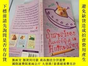 二手書博民逛書店Surprises罕見According to Humphrey :漢弗萊的驚喜Y200392