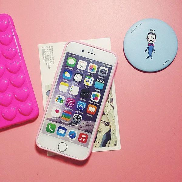 🍏 iPhoneXs/XR 蘋果手機殼 送掛繩 氣囊愛心 矽膠軟殼 iX/i8/i7