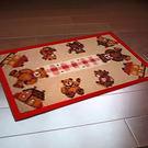 【范登伯格進口地毯】尼羅河寶貝熊踏墊-44x70cm