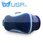VR眼鏡 ugp頭盔VR眼鏡虛擬現實3d立體眼睛rv手機游戲機box專用4d一體機ar 免運 雙12