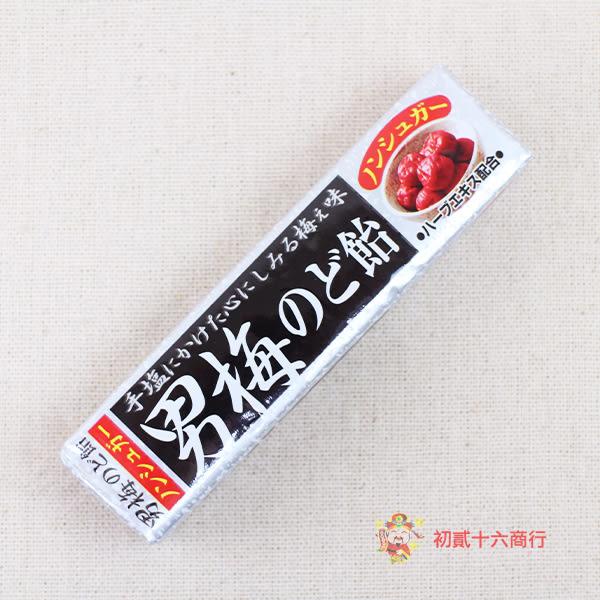 日本諾貝爾-男梅喉糖42g【0216團購會社】49536133