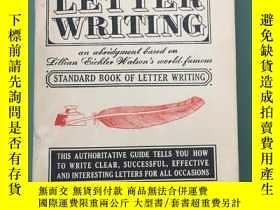 二手書博民逛書店THE罕見BANTAM BOOK OF CORRECT LETTER WRITING【书信的正确写法】(有秦岩签字