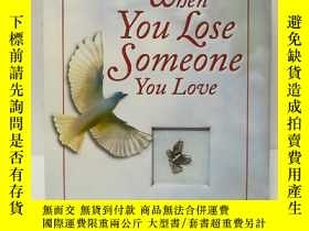 二手書博民逛書店When罕見you lose someone you loveY22565 不祥 不祥 ISBN:978145