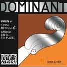 【第一弦/ 單條E弦】 DOMINANT 129SN 小提琴E弦