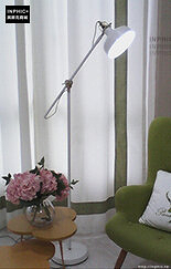 INPHIC- 北歐設計LED辦公室臥室客廳立燈書房簡約個性落地燈-E款_S197C