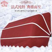 法式篷弧形伸縮蓬折疊篷窗戶陽台酒吧咖啡廳裝飾篷餐廳遮陽棚雨篷 igo 聖誕滿1件聖誕1件免運