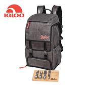 【下殺↘2290】Igloo 軟式保冷背包61978 / 城市綠洲(戶外、露營踏青、食物保鮮、簡易攜帶)