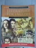 【書寶二手書T5/語言學習_QNZ】Literature for English: Beginning_Burton G
