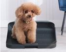 寵物廁所 納份愛 狗廁所拼接式小型中型大號型犬室內寵物拉屎便尿盆【快速出貨八折下殺】