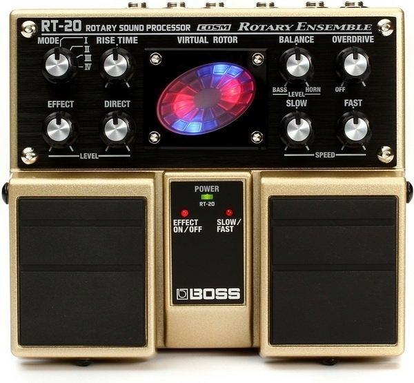 ☆ 唐尼樂器︵☆ BOSS RT-20 Rotary Ensemble 旋轉喇叭 效果器 RT-20