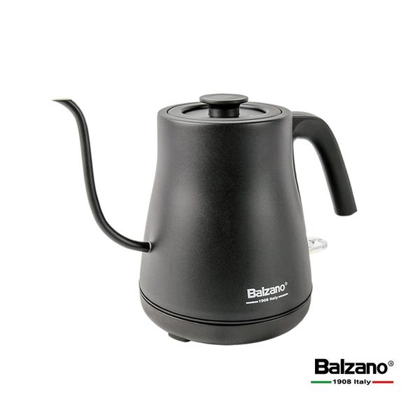 義大利Balzano 電動手沖咖啡壺/細口咖啡壺(黑色) BZ-KT088B/BZ-KT088 (1年保固)