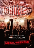 響度樂團 LOUDNESS World Tour 2018 RISE TOGLORY METAL WEEKEND DVD附雙CD 免運