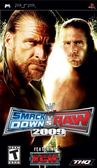 PSP WWE Smackdown vs Raw 2009 WWE激爆職業摔角2009(美版代購)