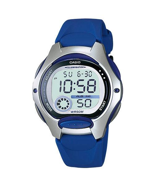 LW-200-2A 電子錶 女錶 LW-200 兒童錶 10年電池 球面玻璃 數字電子錶 50米的防水 防水手錶 CASIO卡西歐