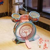 兒童玩具架子鼓1-3歲樂器男孩女孩敲打鼓生日禮物【奈良優品】