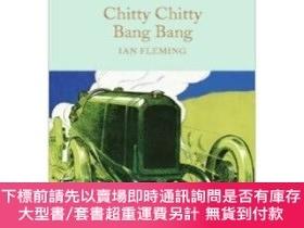 二手書博民逛書店Collectors罕見Library系列:飛天萬能車 英文原版 Chitty Chitty Bang Bang奇