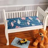 床墊 法蘭絨兒童幼兒園床墊床褥寶寶午睡折疊訂制水洗床墊褥子【免運直出八折】