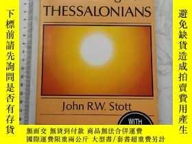 二手書博民逛書店The罕見Message of ThessaloniansY385290 John R.W. Stott In