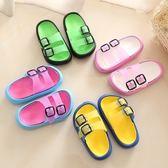 兒童拖鞋夏男童拖鞋室內浴室軟底防滑沙灘鞋夏季女寶寶涼拖鞋幼兒 森活雜貨