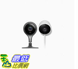 [8美國直購] Nest Cam Indoor and Nest Cam Outdoor Bundle