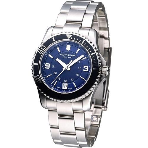 維氏錶 Victorinox Maverick GS 戶外休閒錶 VISA-241609