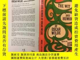 二手書博民逛書店The罕見Wit and Humor of Oscar Wild
